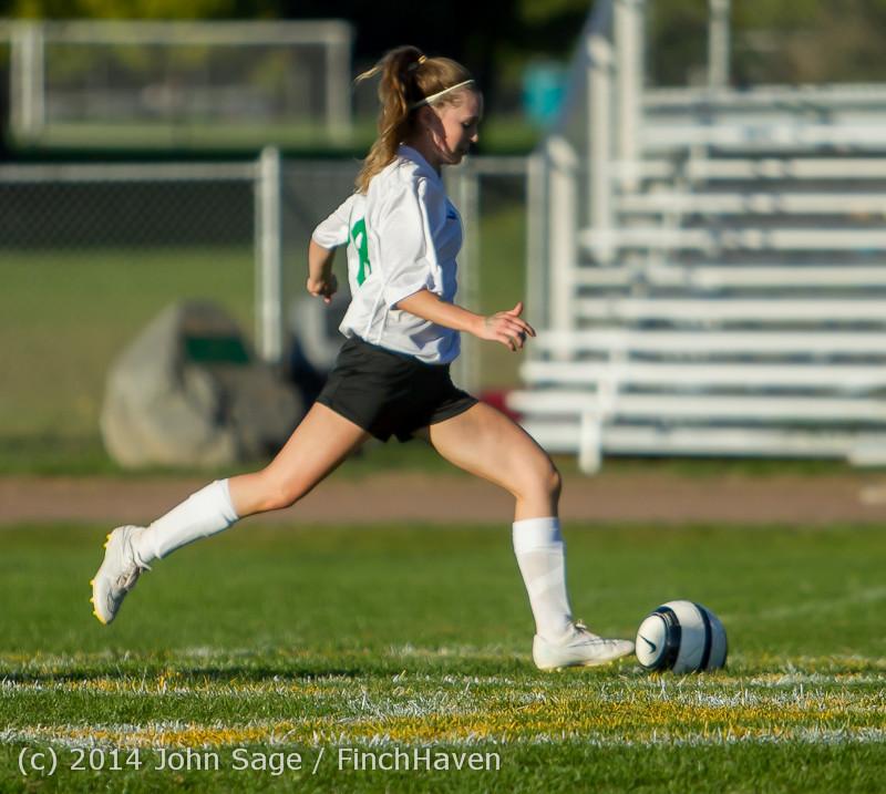 7231 Girls JV Soccer v NW-School 100814