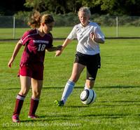 7236 Girls JV Soccer v NW-School 100814