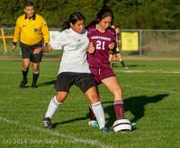 7252 Girls JV Soccer v NW-School 100814