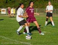 7256 Girls JV Soccer v NW-School 100814