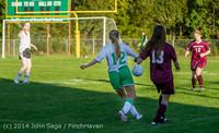 7294 Girls JV Soccer v NW-School 100814