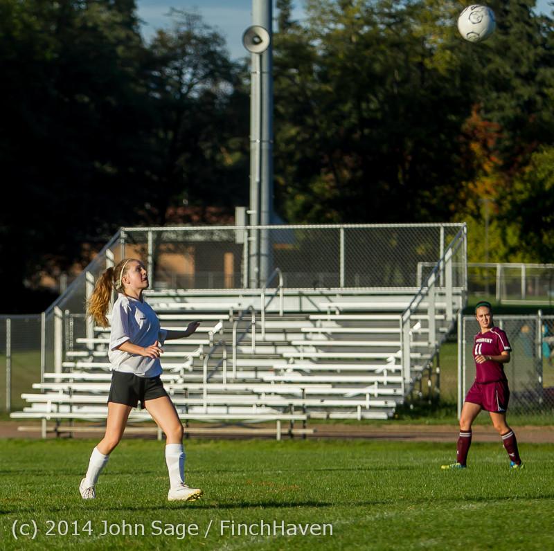 7302 Girls JV Soccer v NW-School 100814