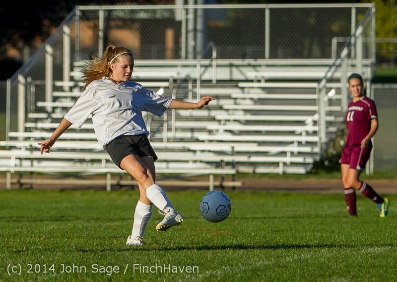 7304 Girls JV Soccer v NW-School 100814