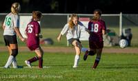 7350 Girls JV Soccer v NW-School 100814
