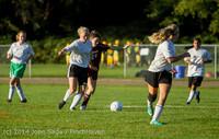 7375 Girls JV Soccer v NW-School 100814