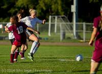 7384 Girls JV Soccer v NW-School 100814