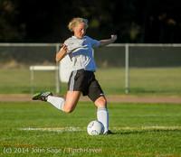 7394 Girls JV Soccer v NW-School 100814