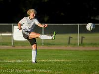 7396 Girls JV Soccer v NW-School 100814