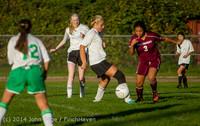7434 Girls JV Soccer v NW-School 100814
