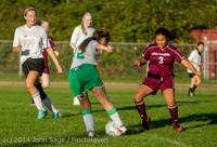 7439 Girls JV Soccer v NW-School 100814