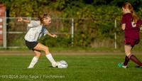 7498 Girls JV Soccer v NW-School 100814