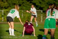 7517 Girls JV Soccer v NW-School 100814