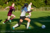 7557 Girls JV Soccer v NW-School 100814