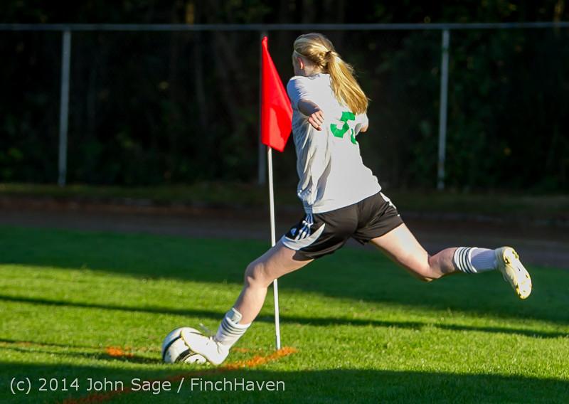 7590 Girls JV Soccer v NW-School 100814