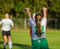 7611 Girls JV Soccer v NW-School 100814