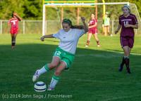 7789 Girls JV Soccer v NW-School 100814