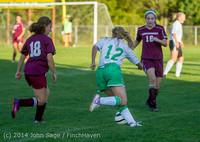 7795 Girls JV Soccer v NW-School 100814