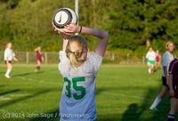 7802 Girls JV Soccer v NW-School 100814
