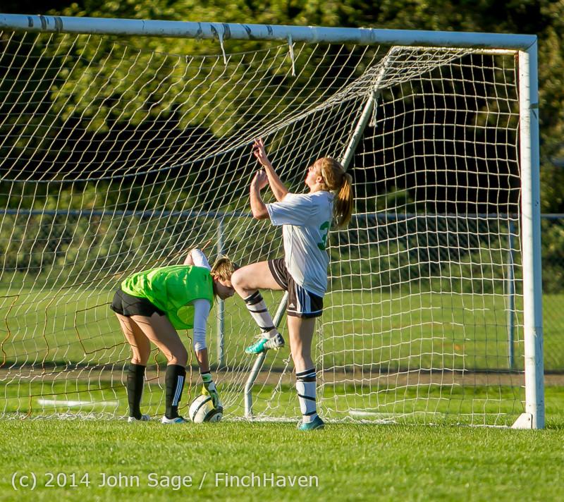 7846 Girls JV Soccer v NW-School 100814