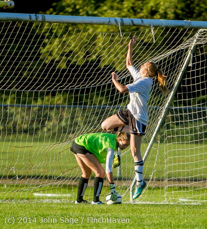 7847 Girls JV Soccer v NW-School 100814