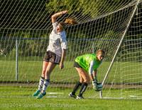 7851 Girls JV Soccer v NW-School 100814