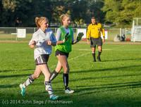 7872 Girls JV Soccer v NW-School 100814