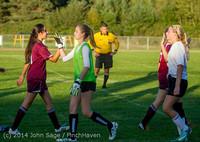 7905 Girls JV Soccer v NW-School 100814
