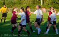 7913 Girls JV Soccer v NW-School 100814