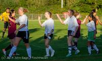 7920 Girls JV Soccer v NW-School 100814