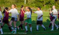 7925 Girls JV Soccer v NW-School 100814