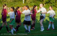 7929 Girls JV Soccer v NW-School 100814