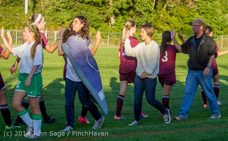 7942 Girls JV Soccer v NW-School 100814