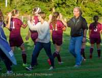 7947 Girls JV Soccer v NW-School 100814