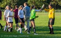 7948 Girls JV Soccer v NW-School 100814