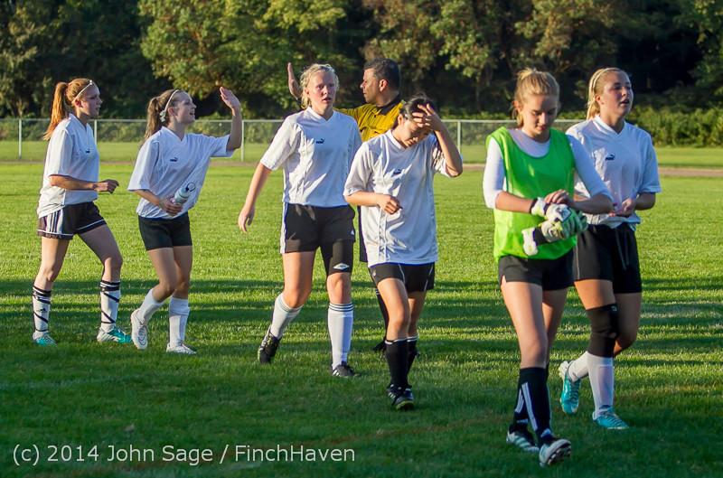 7965 Girls JV Soccer v NW-School 100814
