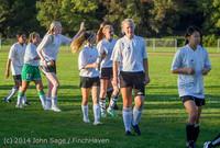 7969 Girls JV Soccer v NW-School 100814