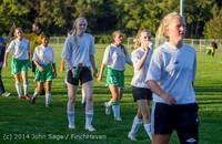 7981 Girls JV Soccer v NW-School 100814