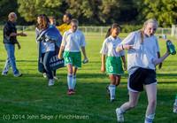 7986 Girls JV Soccer v NW-School 100814