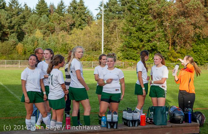 7706 VHS Girls Soccer Seniors Night 2014 101614