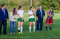 7744 VHS Girls Soccer Seniors Night 2014 101614
