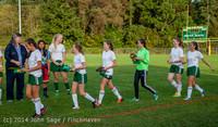 7754 VHS Girls Soccer Seniors Night 2014 101614