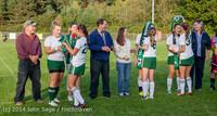 7758 VHS Girls Soccer Seniors Night 2014 101614