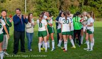 7766 VHS Girls Soccer Seniors Night 2014 101614