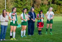 7789 VHS Girls Soccer Seniors Night 2014 101614
