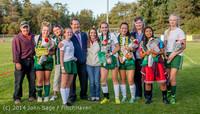 7796 VHS Girls Soccer Seniors Night 2014 101614