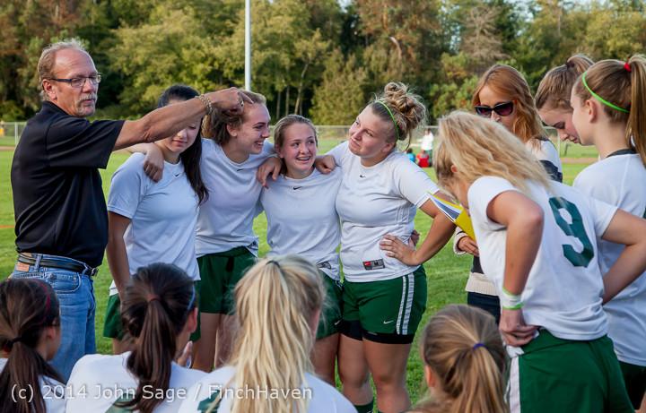 7828 VHS Girls Soccer Seniors Night 2014 101614