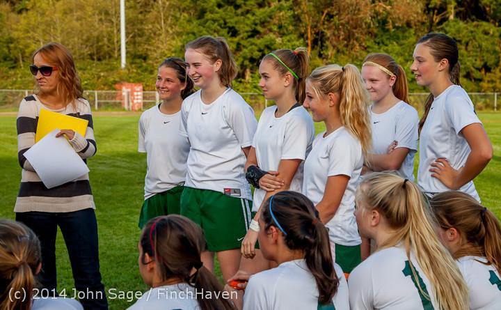 7833 VHS Girls Soccer Seniors Night 2014 101614
