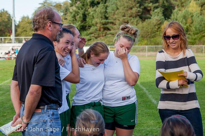 7835 VHS Girls Soccer Seniors Night 2014 101614