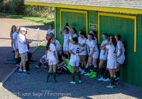 1094 Girls Soccer v Chief-Sealth 090915