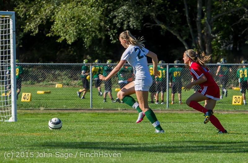 1140 Girls Soccer v Chief-Sealth 090915